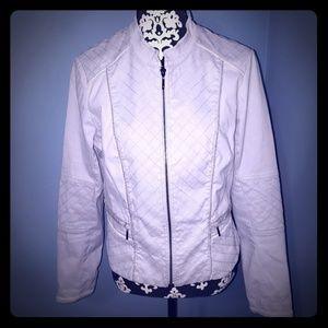 White House Black Market | Grey jacket